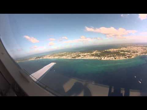 Grand Cayman in a Private Jet