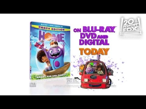 Dreamworks' HOME - Now on Blu-ray, DVD & Digital | Official Spot | FOX Home Entertainment