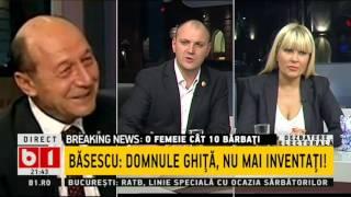 Traian Băsescu:  Victor Ponta, un laș care și-a abandonat funcția