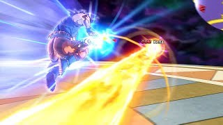 Ultra Instinct Kamehameha Dodges - Dragon Ball Xenoverse 2
