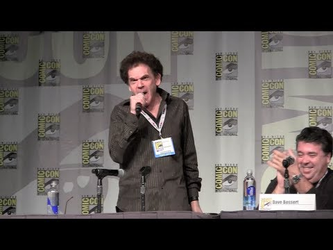 Full Who Framed Roger Rabbit 25th anniversary panel at San Diego Comic-Con 2013