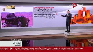 الطريق إلي الاتحادية - معتز عبد الفتاح : تنظيم أنصار بيت المقدس ..