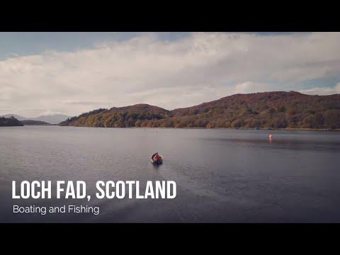 Trout & Pike Fishing On Loch Fad | Isle Of Bute, Scotland
