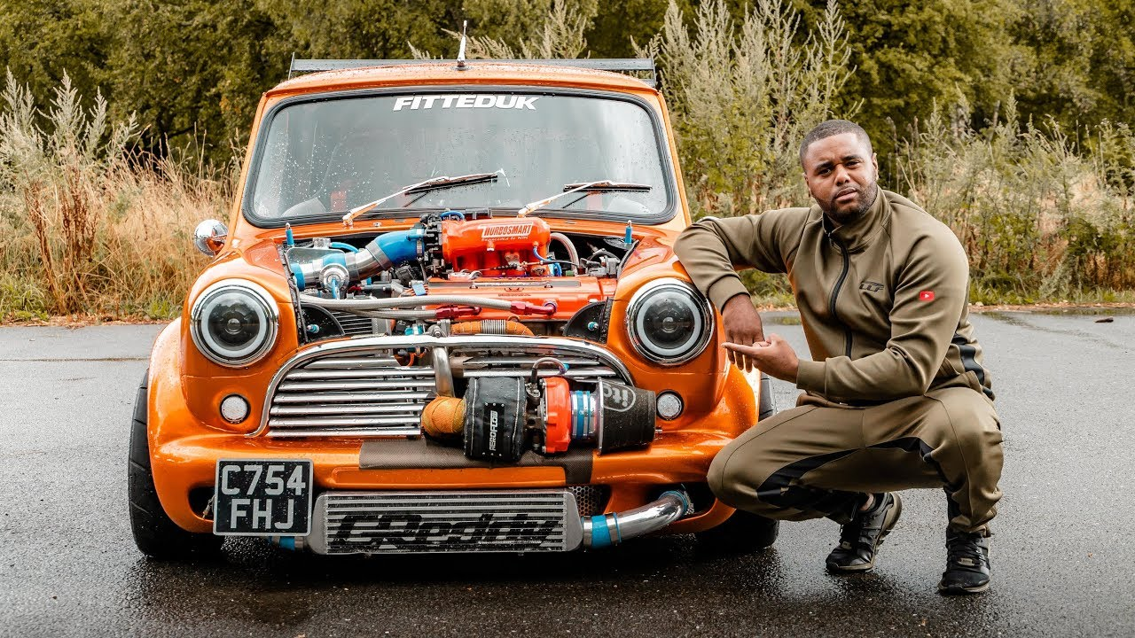 This 360bhp Turbocharged Mini Is Terrifyingly Fast