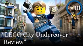 LEGO City Undercover Review (Video Game Video Review)