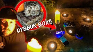 Dybbuk boxes are no joke (3am full moon at witches grave)