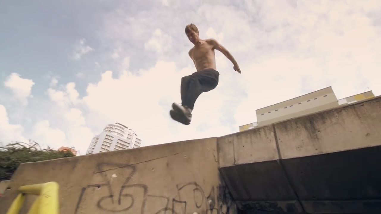 The 3 Best Ways to Get Started in Parkour or Free Running