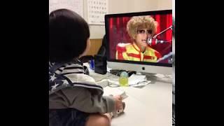 1才頃の綾人が大好きでよく聞いていました。