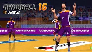 Handball 16 [Gameplay, PC]