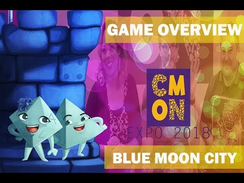 Blue Moon City Overview with Mandi Hutchinson
