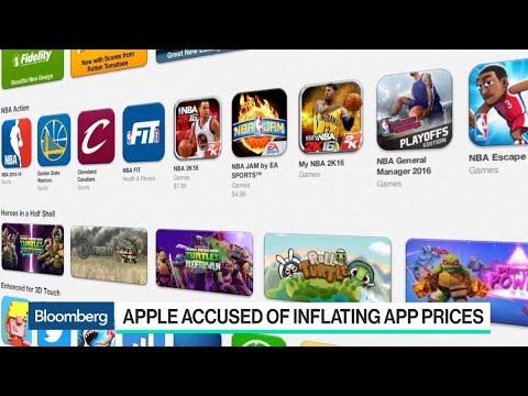 Apple Faces Supreme Court Over App Store Suit