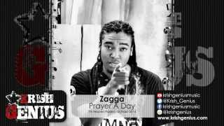 Zagga - Prayer A Day [7th Heaven Riddim] October 2014