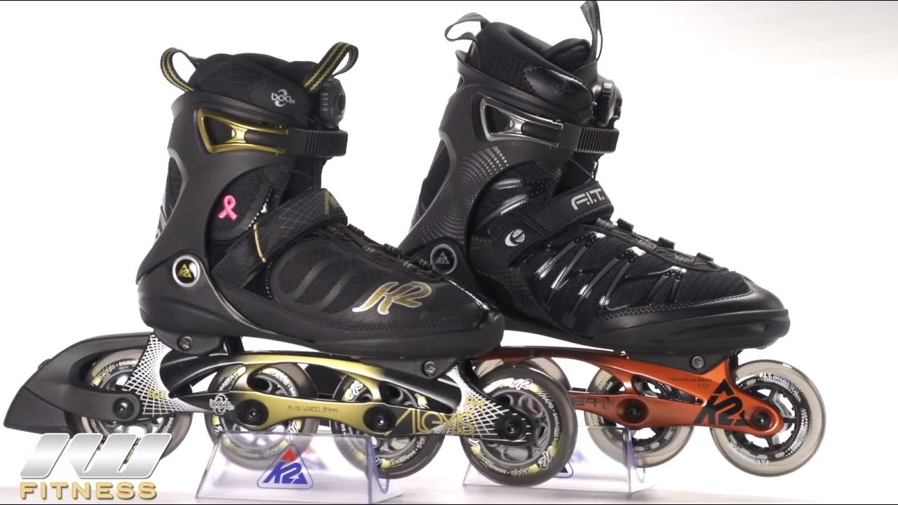 k2 fit 84 and alexis 84 boa inline skates review youtube. Black Bedroom Furniture Sets. Home Design Ideas