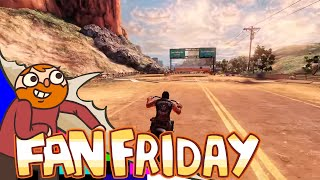 Fan Fr-onday!! - Ride to Hell: Retribution