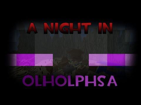 Minecraft: A Night In Olholphsa (Short Film)