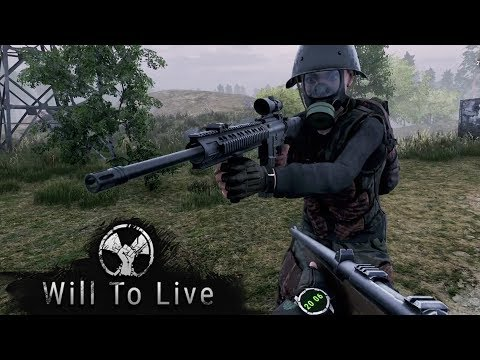 Will To Live Online (Gameplay) Ambushed On The Road