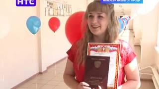 У Ирбитском гуманітарному коледжі вручали дипломи особливого зразка