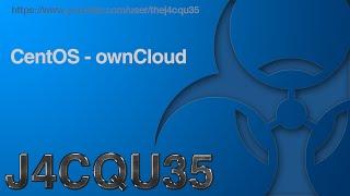 ownCloud - Install on CentOS 7 Minimal