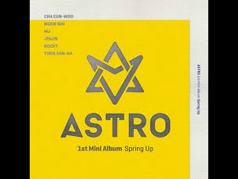 [Mini Album] ASTRO – Spring Up [1st Mini Album]