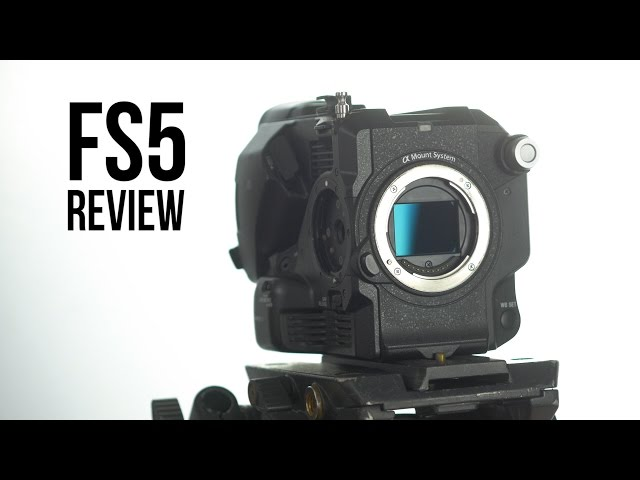 One Year with the Sony FS5 // Camera Review