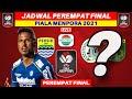 Jadwal Persib Perempat Final Piala Menpora 2021 - Live Indosiar