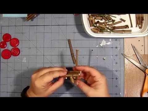 Mini Fairy Furniture Tutorial Youtube