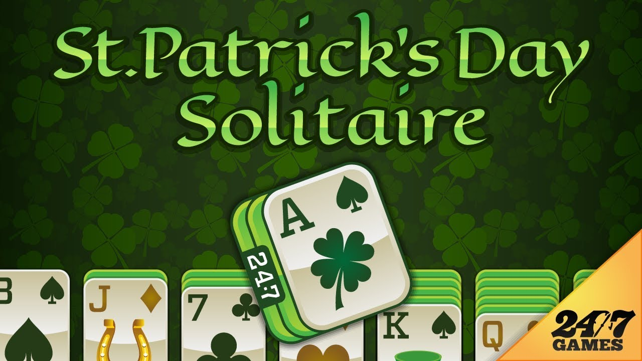 St  Patrick's Day Solitaire