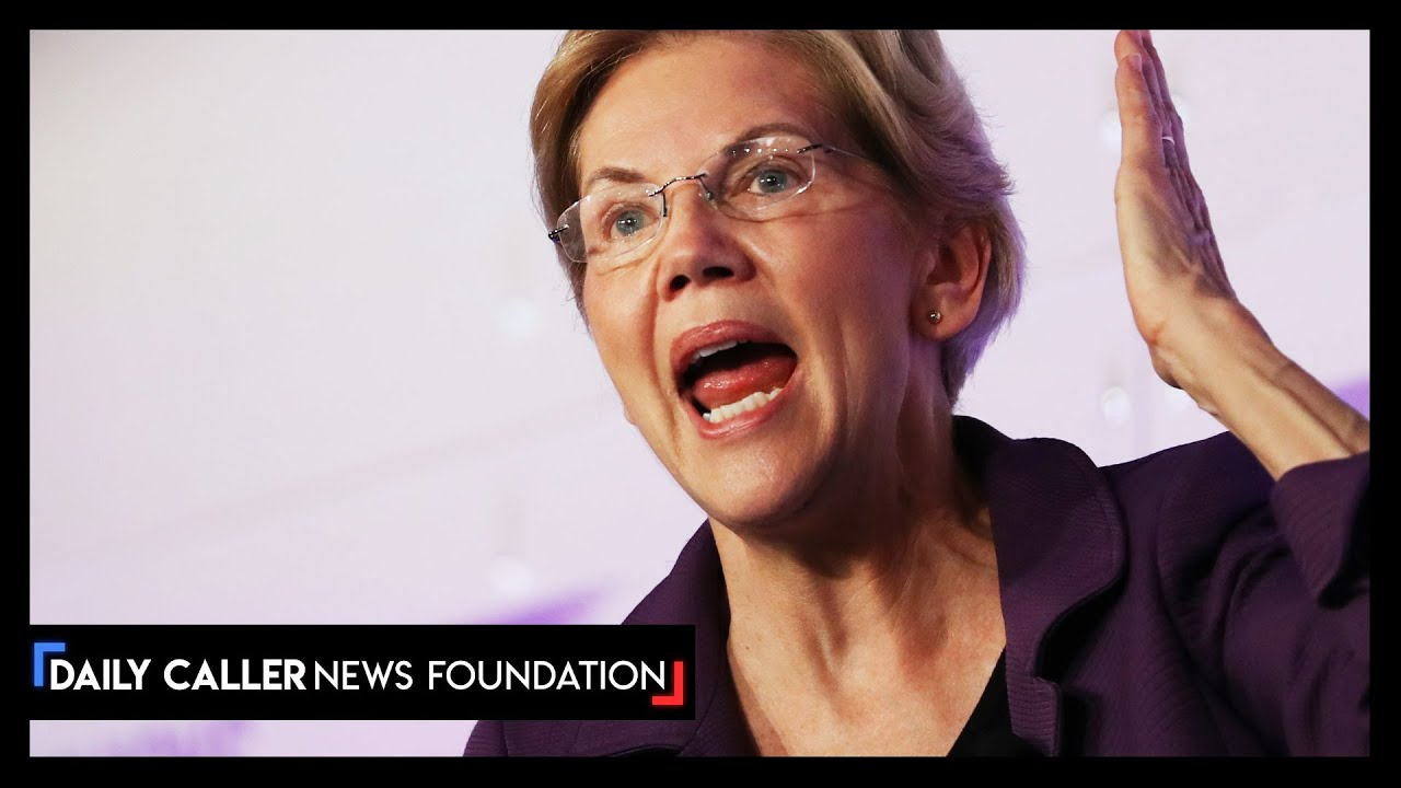 DC Shorts Elizabeth Warren Can't Stop Lying