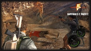 Resident Evil 5: Capitulo 2-2 Parte 1