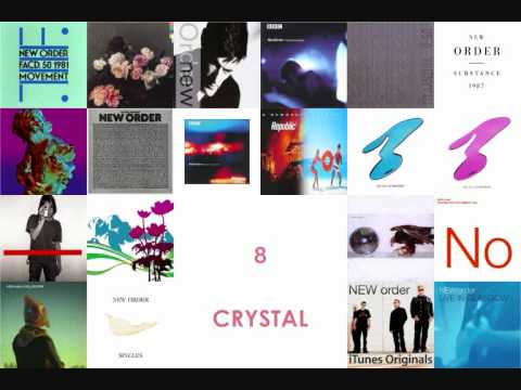 Top 15 Songs - New Order