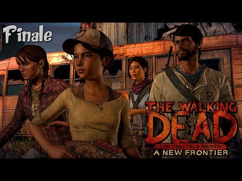 The Walking Dead A New Frontier ~ Pas de corps, pas de mort - FINALE