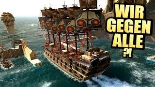 ATLAS - Wir gegen ALLE?! - 21 - [ Atlas Gameplay German | Deutsch ]