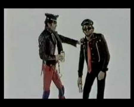 Freddie Mercury guests in Kenny Everett's