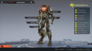 Anthem  Legendary mission legendary drop (GM3) legendary Javelin