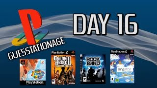 Guesstationage: Day 16 (Genre based Rhythm Game)