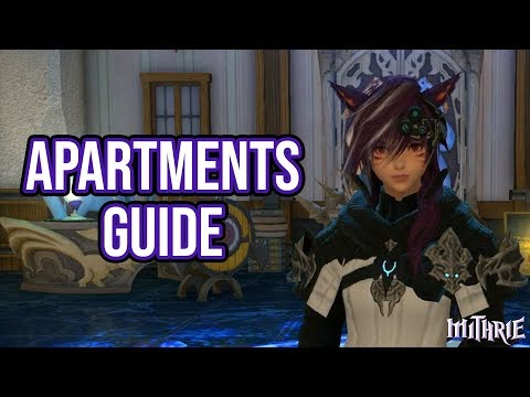 FFXIV 3.4 0946 Apartments Guide