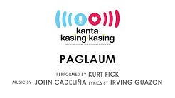 Kurt Fick - Paglaum | Kanta Kasingkasing [Official Lyric Video]