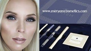 Мой дневной макияж с косметическим боксом от Мерьем Узерли!