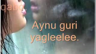 Ali Najiib ( Gacalo Lyrcis)