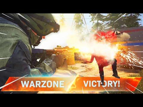 The NEW META GUN In WARZONE AFTER UPDATE! (NEW SHOTGUN)