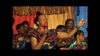EFATHA MINISTRY MASS CHOIR - YEHOVA TWASHUKURU