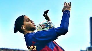 PES 2020 - Ronaldinho   Goals u0026 Skills   HD