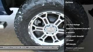 2016 Chevrolet Silverado 1500 Oconomowoc WI 16C435