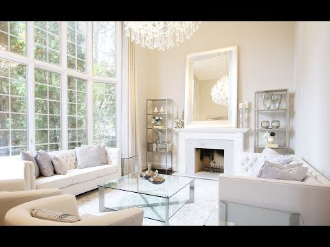 Living Room Makeover / Reveal - Kimmberly Capone Interior De