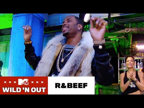 Nick Cannon & Safaree Samuels Have Tattoo Regrets | Wild 'N Out | #RnBeef