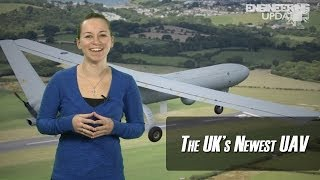 Engineering Update Episode 49 - The UK's Newest UAV