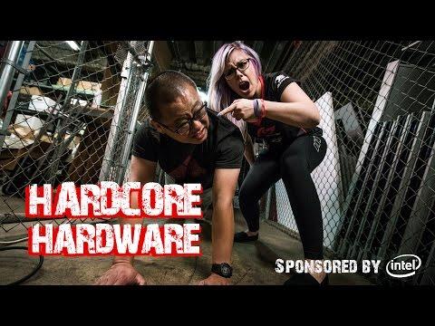 missharvey's pro gaming bootcamp - Hardcore Hardware