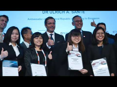 Industrial Transformation ASIA-PACIFIC | Day 1 highlights 20181016