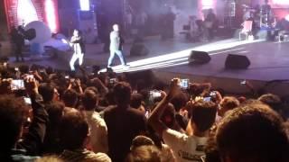Vishal and Shekhar Concert at IIT Delhi 2016