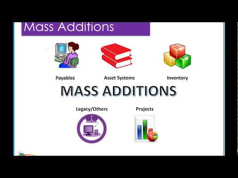 Mass Additions - How To Use Excel To Edit Mass Additions Queue